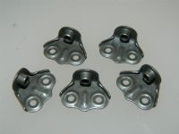 5 x 10-32 UNF Right Angle Anchor Nuts Single Lug Part Number NSA5456 [H12]